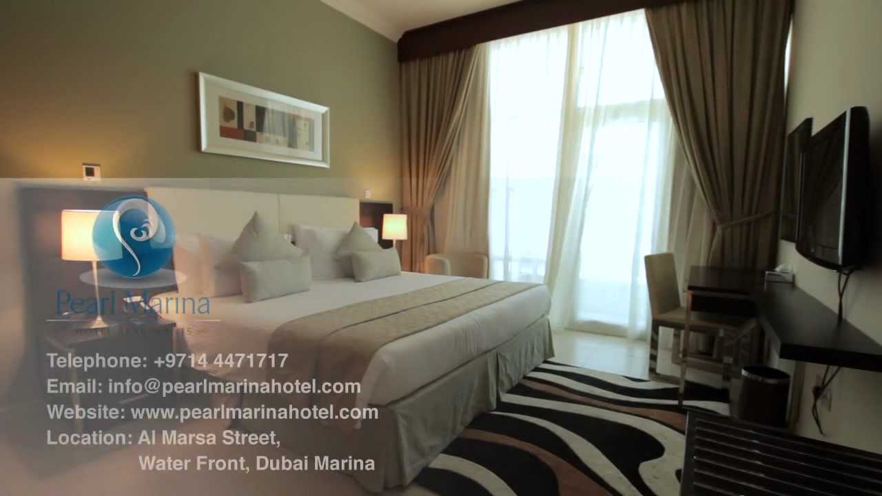 Pearl Marina Hotel Apartments, Dubai Marina   YouTube