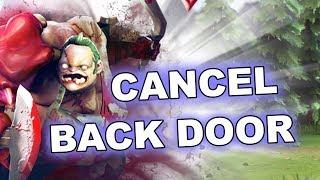 Dota 2 Tricks: Cancel BACK DOOR!
