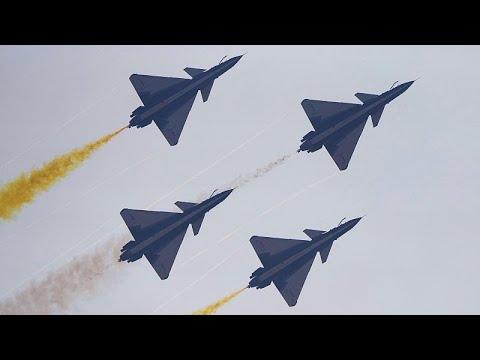 شاهد: الصين تكشف عن أحدث تكنولوجيا لسلاح الجو في معرضها الـ13 للطيران والفضاء…  - نشر قبل 9 ساعة