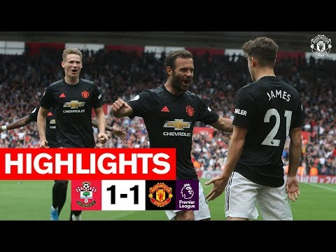 Highlights | Southampton 1-1 Manchester United | Premier League