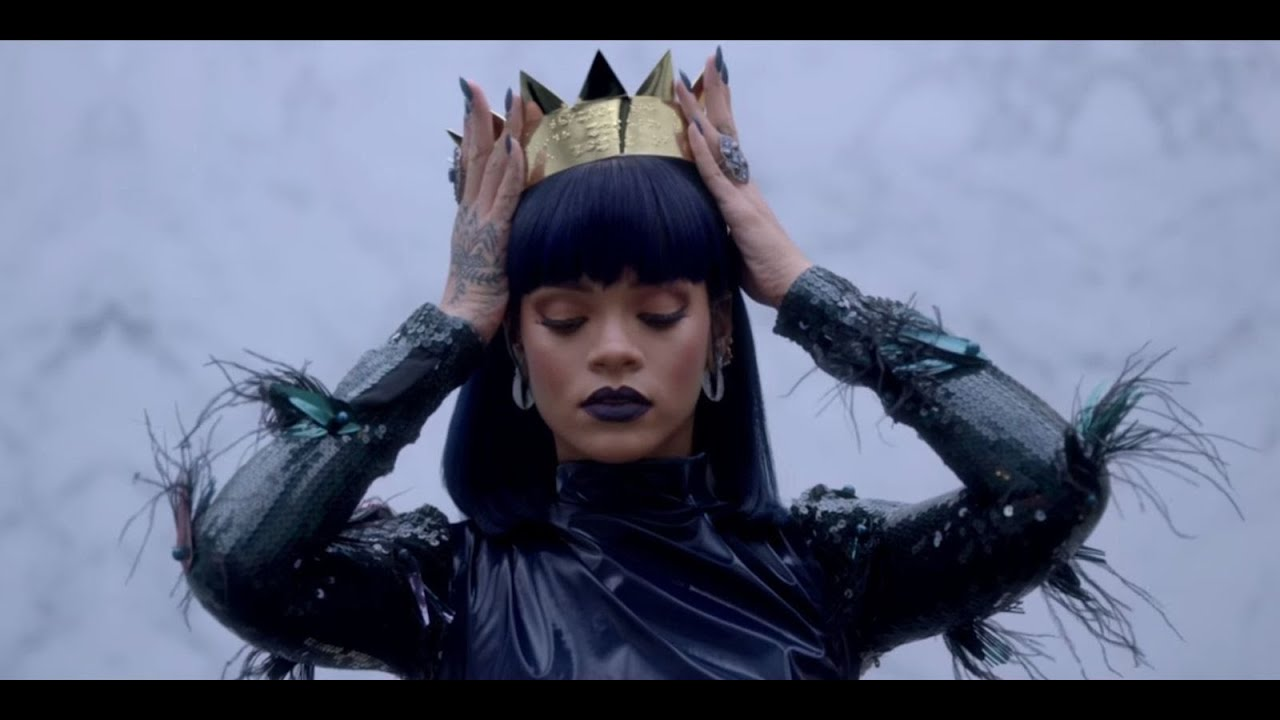 Rihanna - Love On The Brain - YouTube