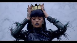Get Rihanna's eighth studio album ANTI featuring Love On The Brain ...