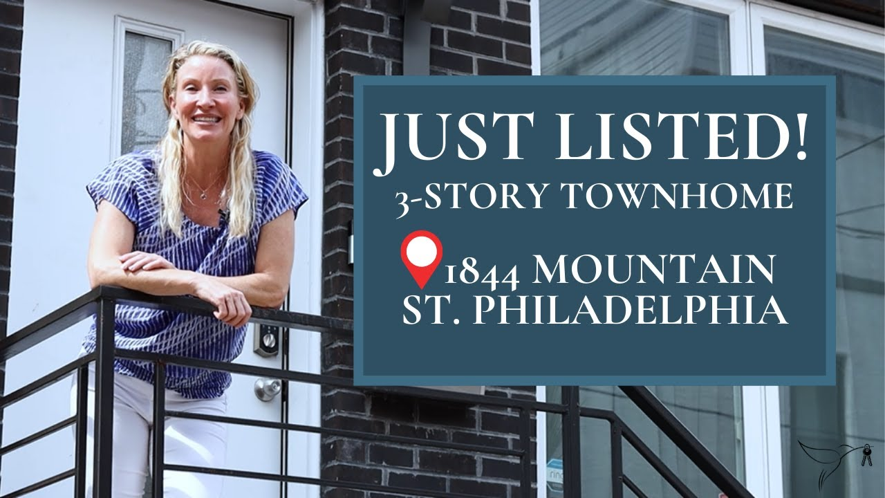 😱😱😍Sleek 3 Story Townhome at 1844 Mountain St, Listed with Kimmy Rolph