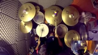 Leandro Ibañez - Los Redondos - Jijiji (Drum Cover HD)