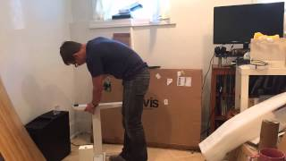 Jarvis Standing Desk Time-lapse Build
