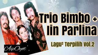 Trio Bimbo + Iin Parlina, Lagu² Terbaik Vol.2