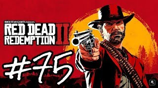 MASAKRA W FORCIE - Let's Play Red Dead Redemption 2 #75 [PS4]