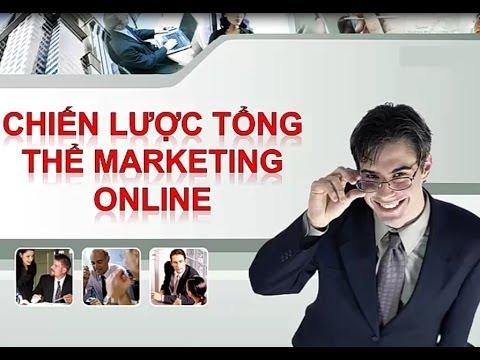 Phân tích chiến lược tổng thể marketing online