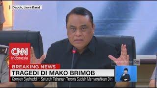 Download Video Polri Minta Maaf Soal Teror Mako Brimob ; Wakapolri: Semua Ini Penanggulangan, Tidak Ada Negosiasi! MP3 3GP MP4
