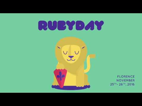 RubyDay2016 - Luca Guidi - Lessons Learned While Building Hanami