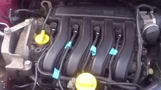 bruit moteur clio 3 1.6L 16V