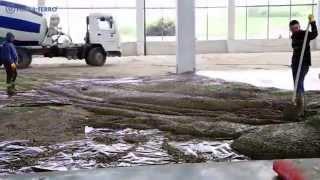FORTA FERRO® synthetic Macrofiber for industrial floors