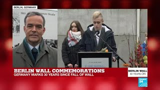 Berlin Wall commemorations: What does it mean for Germans