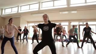 Streetdance met Suzie! Tijdens de jaarlijkse cultuurdag in Brasschaat!