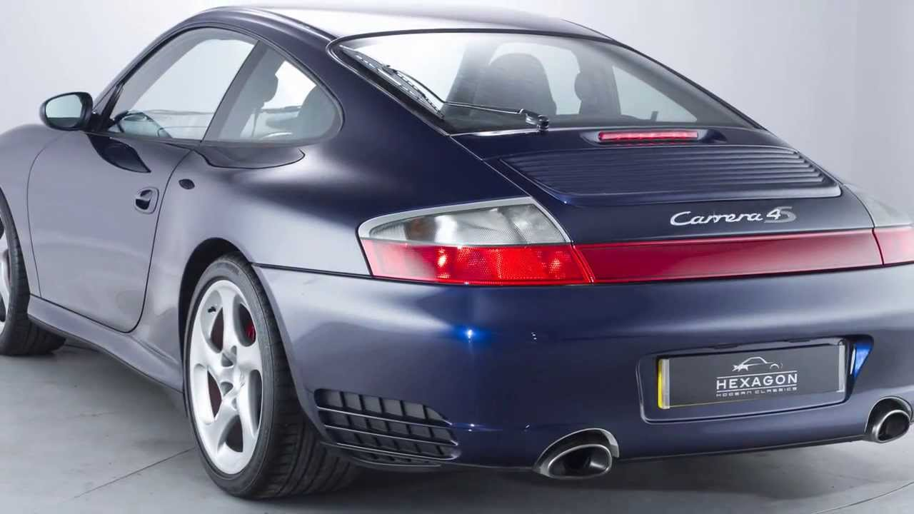 Porsche 996 C4s Coupe Hexagon Modern Classics Youtube