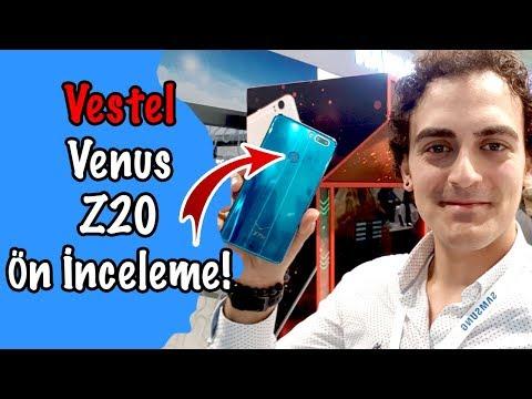Vestel Venus Z20 Ön inceleme - Çift Kamera Şaşırtıyor