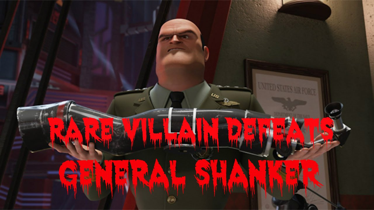 Rare Villain Defeats General Shanker Youtube
