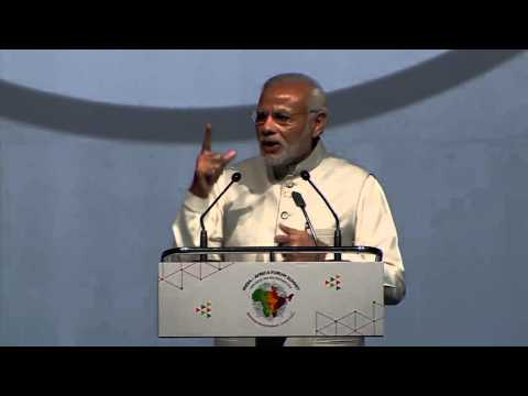 Opening Statement by Shri Narendra Modi, Hon'ble Prime Minister of India