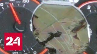 Страшное ДТП на Урале: квадроциклы ехали со скоростью сто километров в час - Россия 24