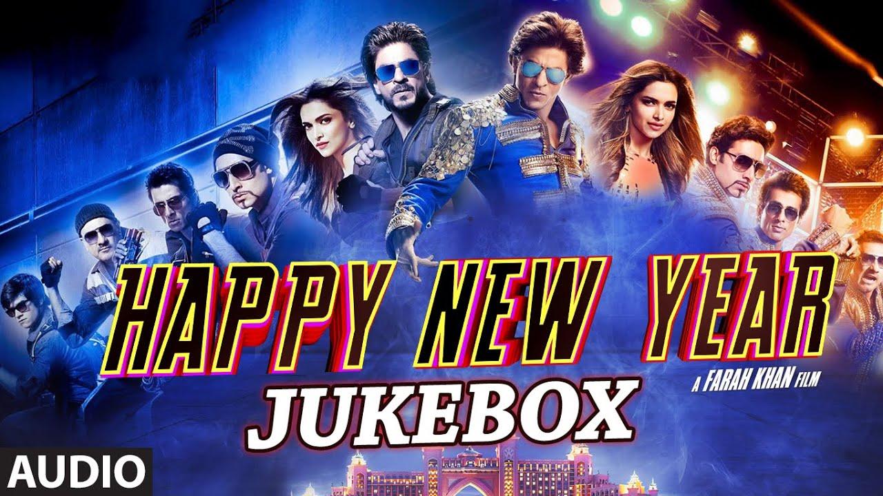 official happy year full audio songs jukebox shah rukh khan deepika padukone youtube