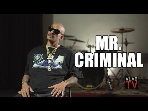 Mr. Criminal: Mexican Gangs Run South California, It's Run Like A Military (Part 3)