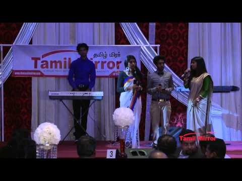 Tamil Mirror Awards Gala Night 2013 - Medley Songs