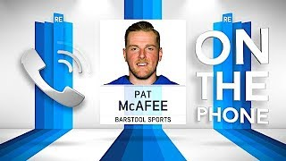 Barstool Sports' Pat McAfee Dials in to The Rich Eisen Show | Full Interview | 2/20/18