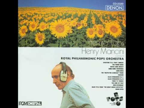 Overture to a Pops Concert   Henry Mancini