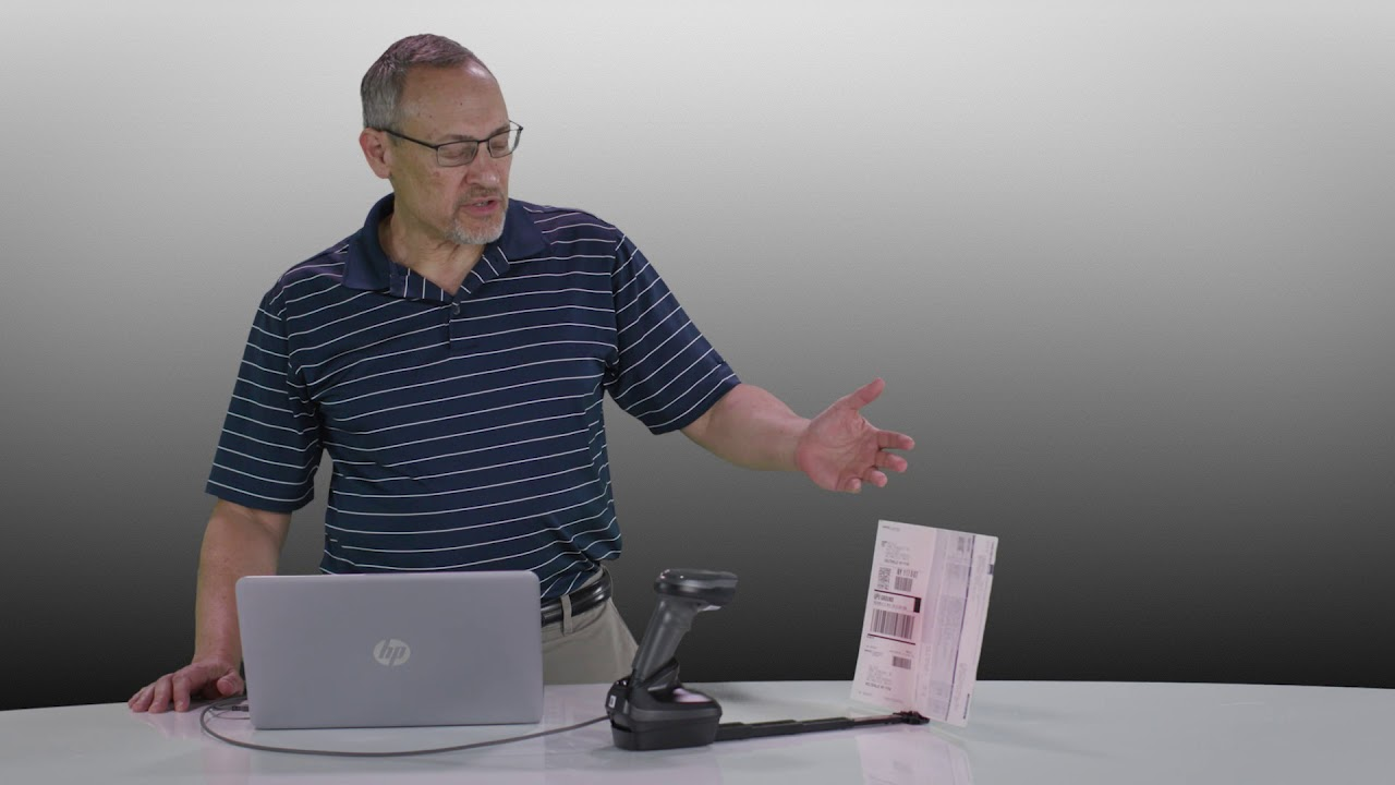 Zebra DS8100 Series: How to Set Up Your Scanner For Document Capture