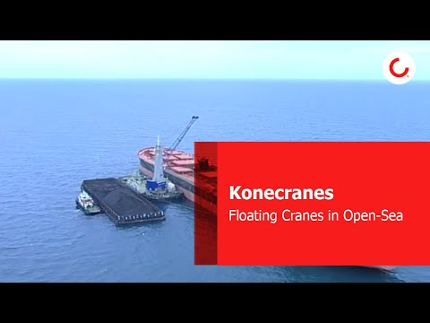 Floating Cranes in Open-Sea Operation