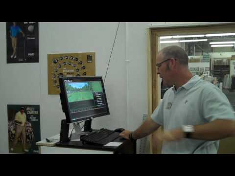State-of-the-art Golf club Fitting System at Roger Dunn Santa Ana