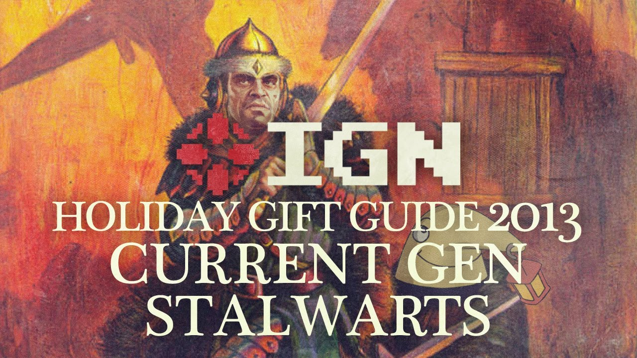 ign holiday gift guide 2013 fantasy fan gift ideas youtube rh youtube com ign holiday gift guide 2017 Holiday Gift Guide 2013