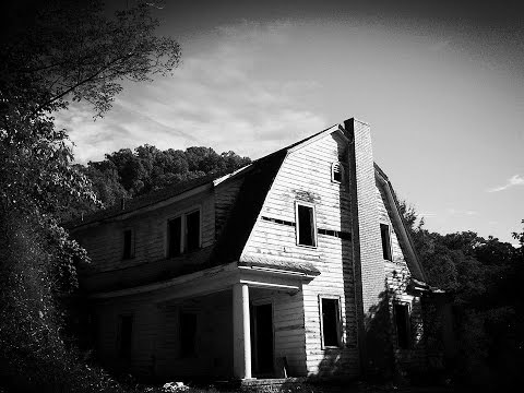 Exploring The Abandoned Himlerville Haunted Mansion (Paranormal Encounter?)