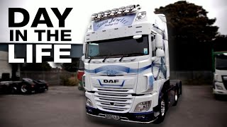 DAF Trucks UK | A Day In The Life | Stan Jewitt Haulage