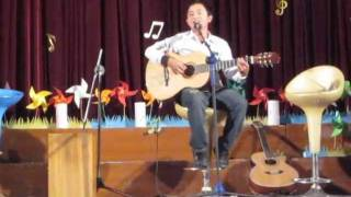"""Làng quan họ quê tôi - AOF guitar club - show """"Dòng Thời Gian"""" 3/12/2011"""