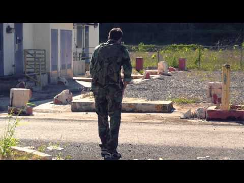 ACTION MOVIE: Clandestine (Sci-fi Action short film)
