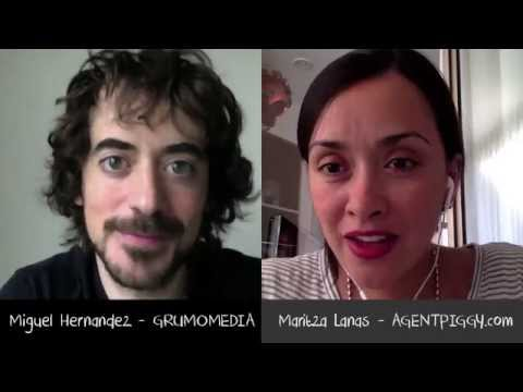 Interview with Maritza Lanas of Agent Piggy