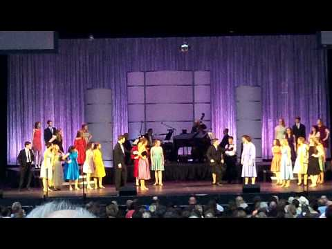 """Show People from """"Curtains"""" by St. Teresa's Academy"""