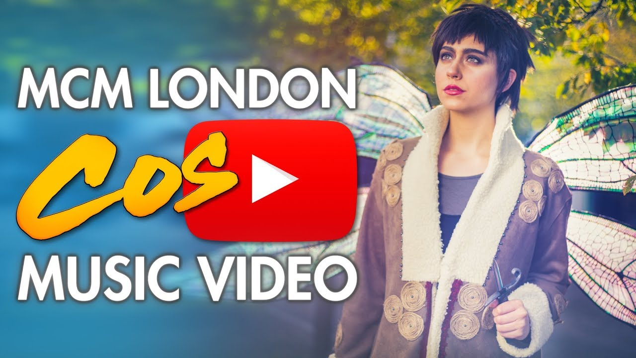 MCM London Comic Con October - Cosplay Music Video 2019