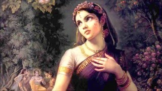 shree radhe radhe priya priya by Mridul ji [peaceful slow version]- shree radhe radhe priya priya