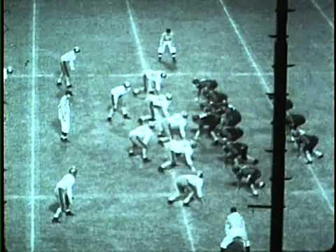 University of Idaho vs. University of Arizona (Football), 10/16/1954