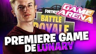 PREMIERE GAME DE LUNARY - GAME ARENA - PHASE DE POULE