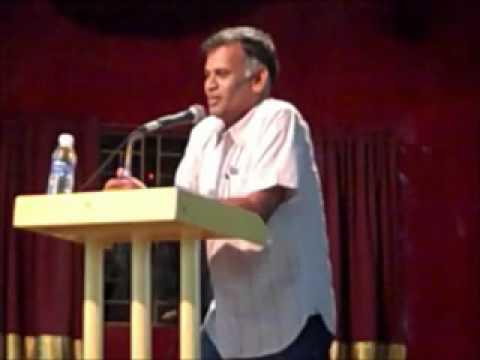 Jeyamohan on Kurunthokai, Tamil Heritage Kachcheri 2011, 23/12/2011