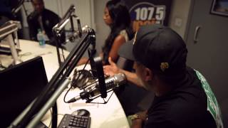 Lil Durk and Lil Reese Interview on Chicago Morning Radio Show.