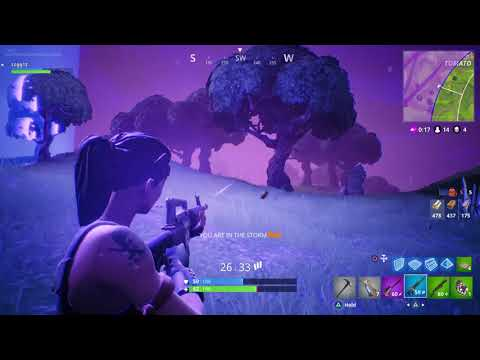 [Fortnite] Super dam lucky win just look at it!!! No audio sorry
