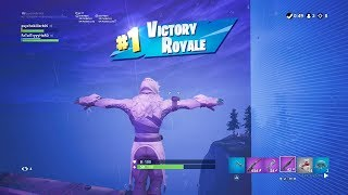 "FORTNITE First Win with *MAX* ""ZENITH"" SKIN (STAGE 4 ZENITH OUTFIT) 