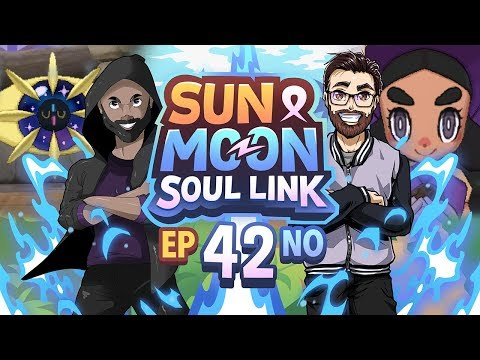 LEGENDARY ENCOUTER! Pokémon Sun & Moon Soul Link Randomized Nuzlocke w/ TheKingNappy Ep 42
