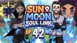 LEGENDARY ENCOUTER! Pokémon Sun & Moon Soul Link Randomized Nuzlocke w/ TheKingNappy Ep 42