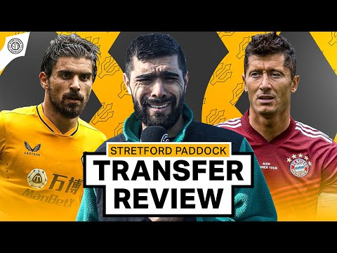Lewandowski Wants A New Challenge! Ruben Neves Next… | Transfer Review