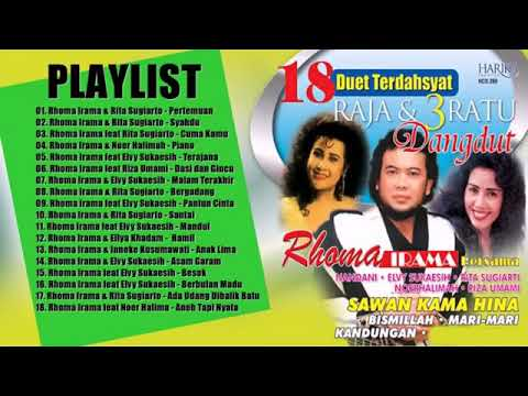 "Lagu Dangdut Lawas ""duet Romantis Rhoma Irama"" Full Album Mp3"